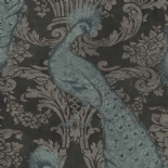 Albemarle Byron 94/7041 Teal By Cole & Son